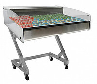 Витрина холодильная для икры и пресервов Carboma PА90 SV 1,0-2 (ВХСр-1,0 Арго XL Техно self)