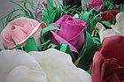 Ростовые цветы в аренду и на заказ