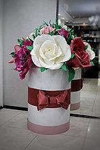 Ростовые цветы из изолона в аренду