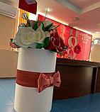 Ростовые цветы из изолона в аренду, фото 3