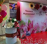 Ростовые цветы из изолона в аренду, фото 4