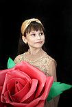 Ростовые цветы из изолона в аренду, фото 8