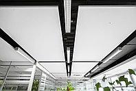 Акустические подвесные панели 1200x2400x30 Rectangle, фото 1
