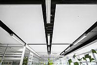 Акустические подвесные панели 1200x2400x40 Rectangle, фото 1