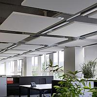 Акустические подвесные панели 1200x1200x30 Square, фото 1