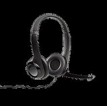 Logitech 981-000406 H390 Гарнитура USB