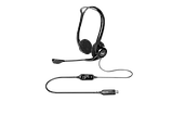 Logitech 981-000100 PC 960 Гарнитура USB, фото 2