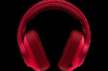 Logitech 981-000652 Гарнитура игровая Logitech G433 FIRE RED (красный)