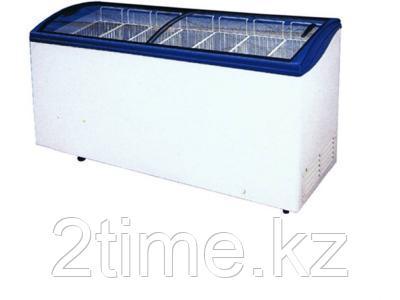 Морозильный ларь Снеж МЛГ-600, синий