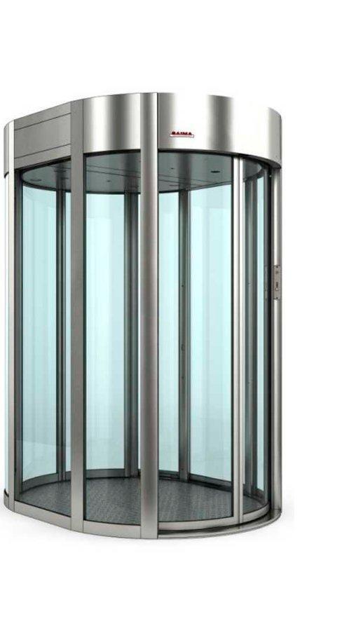 Шлюзовая кабина SAIMA GATE BOX