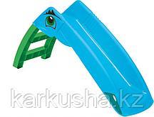 Горка - Пеликан (синий,зелёный)