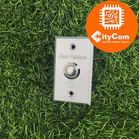 Кнопка выхода металлическая Smart Lock CT-82 Арт.6260