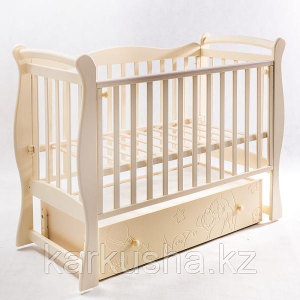 """Кровать детская Bliss """"Bear"""",ivory"""