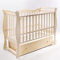 """Кровать детская Bliss """"Bear"""",ivory, фото 1"""
