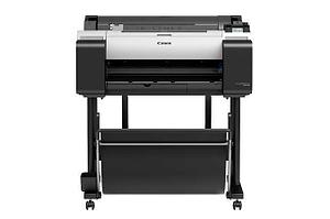 "Плоттер Canon Плоттер Canon IMAGEPROGRAF TM-200 (24""/610 mm/A1) 5 ink color, 2400 x 1200 dpi, Ethernet, auto cutter"