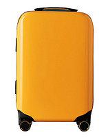 Чемодан Xiaomi 90FUN Aluminum Smart Unlock Suitcase 20'' Medium Yellow
