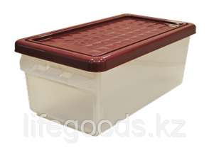 Ящик для хранения с боковой дверцей 12л, фото 2