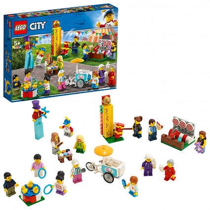 Конструктор LEGO 60234 - Весёлая ярмарка
