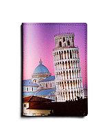 Обложка для паспорта, PAS1 «Пизанская башня»