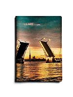 Обложка для паспорта, PAS1 «Мосты-2»