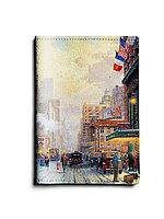 Обложка для паспорта, PAS1 «New York 20 Century»