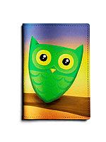 Обложка для паспорта, PAS1 «Owl»