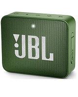 Портативная акустическая система, зеленый, JBLGO2GRN, JBL