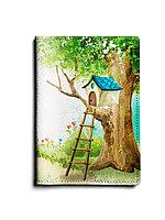 Обложка для паспорта, PAS1 «Little House»