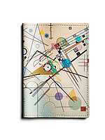 Обложка для паспорта, PAS1 «Kandinsky Composition»