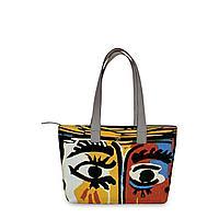 Сумка тоут, BAG2 «Picasso »