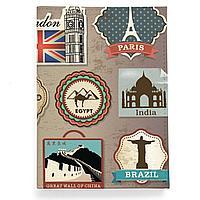 Обложка для паспорта, PAS2 «Travel»