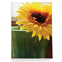 Обложка для паспорта, PAS2 «Sunflower»