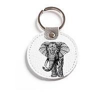 Брелок (Круглый) TRI4 «Elephant»