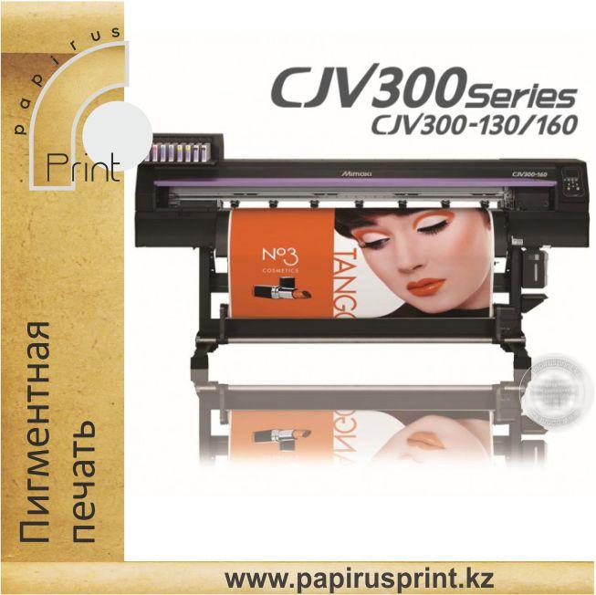 Пигментная широкоформатная печать