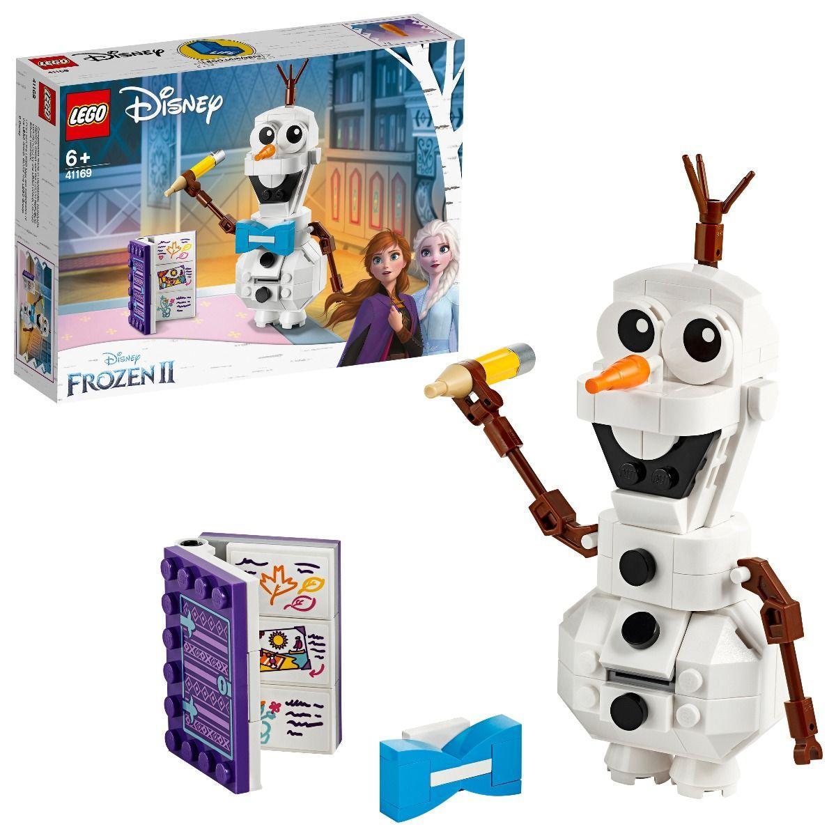 Конструктор LEGO: Олаф Disney Princess 41169