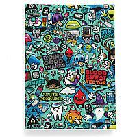 Обложка для паспорта, PAS2 «Colored drawings»