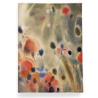 Обложка для паспорта, PAS2 «Flowers poppies»