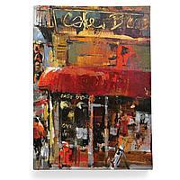 Обложка для паспорта, PAS2 «Street café»
