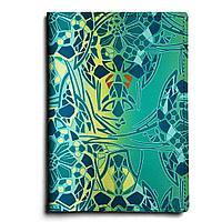 Обложка для паспорта, PAS1 «Мозаика оливковая»
