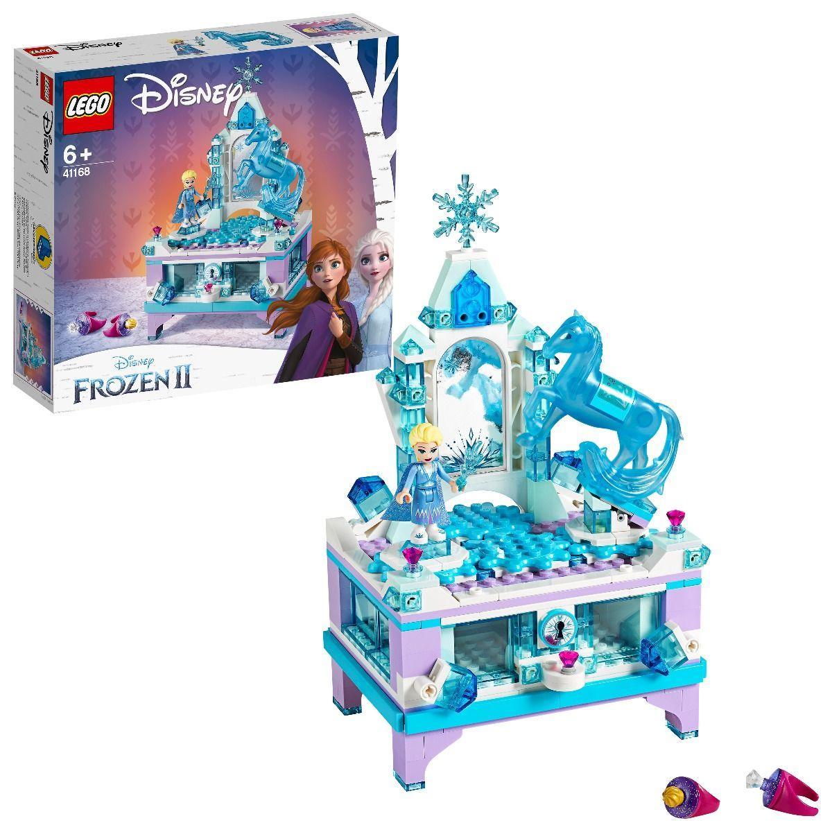 Конструктор LEGO: Шкатулка Эльзы Принцессы Disney 41168
