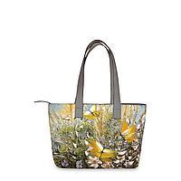 Сумка тоут, BAG2 «Полет над цветами и травами»