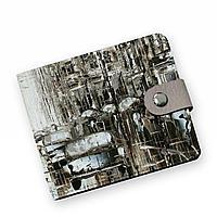 Кошелек мини PRS8 «Городские дожди 2»