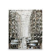 Кошелек мини PR17 «Городские дожди 2»