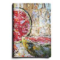 Обложка для паспорта, PAS1 «Солнечный арбуз»