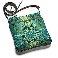 Сумка планшет BAG 1 «Мозаичные цветы»