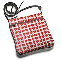 Сумка планшет BAG 1 «Сердечки»