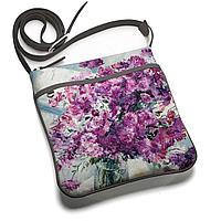 Сумка планшет BAG 1 «Хризантемки»
