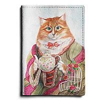 Обложка для паспорта, PAS1 «Мадам Бон»