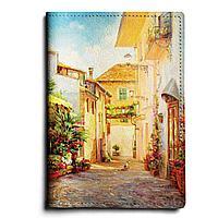 Обложка для паспорта, PAS1 «Улицы Нуманы Италия»