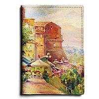 Обложка для паспорта, PAS1 «Улицы Лорето»